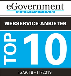 NOLIS GmbH Top-10 Webservice-Anbieter kommunal eGovernment © eGovernment Computing