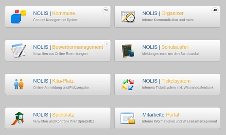 NOLIS | Kommune E-Government Lösungen © NOLIS Internet Solutions GmbH